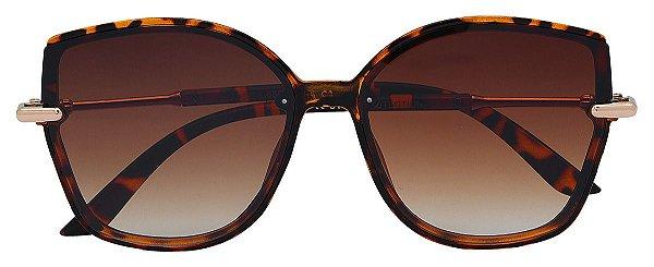 Óculos de Sol Feminino AT 7996 Tartaruga
