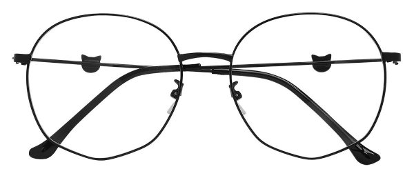 Armação Óculos Receituário AT HX9904 Preto