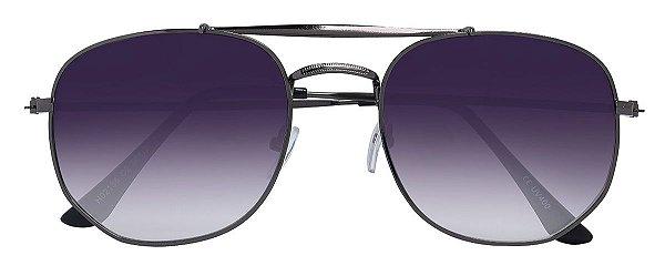 Óculos de Sol Unissex AT 2136 Chumbo