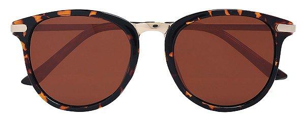 Óculos de Sol Feminino AT 7949 Tartaruga