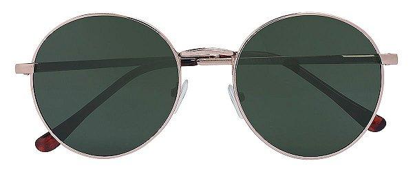 Óculos de Sol Unissex AT 5421 Dourado