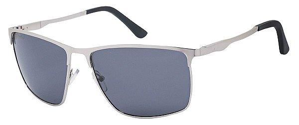 Óculos de Sol Masculino AT 8609 Prata