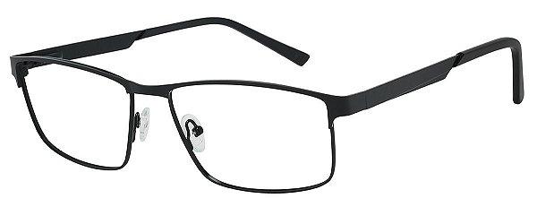 Armação Óculos Receituário AT 8438 Chumbo
