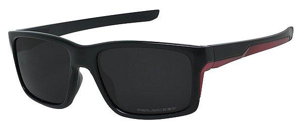 Óculos de Sol Masculino AT 9264 Preto/Vermelho