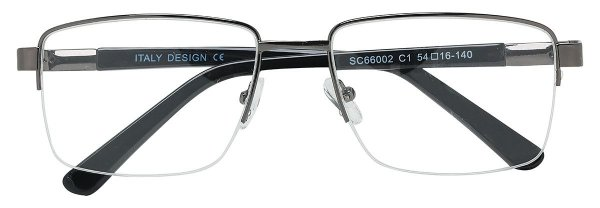 Armação Óculos Receituário AT 66002 Chumbo