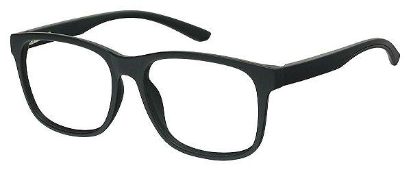 Armação Óculos Receituário AT 1045 Preto