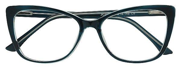 Armação Óculos Receituário AT 2086 Azul