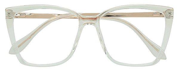 Armação Óculos Receituário AT 98003 Transparente