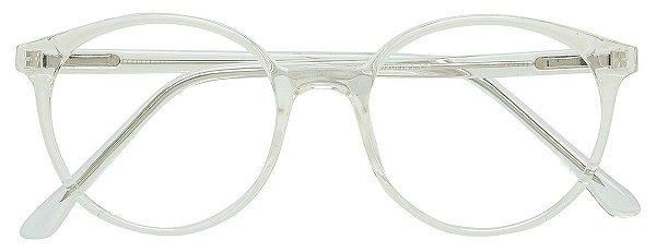 Armação Óculos Receituário AT 1041 Transparente