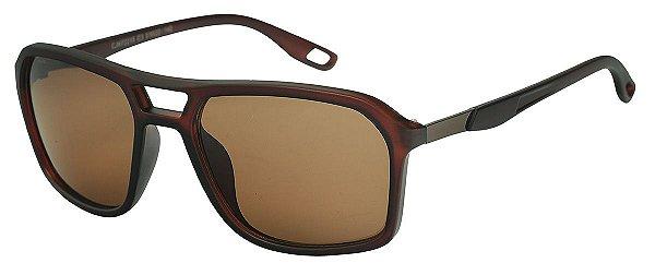 Óculos de Sol Masculino AT 77215 Marrom