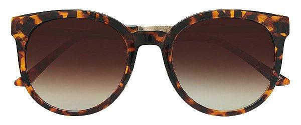 Óculos de Sol Feminino AT 72175 Tartaruga
