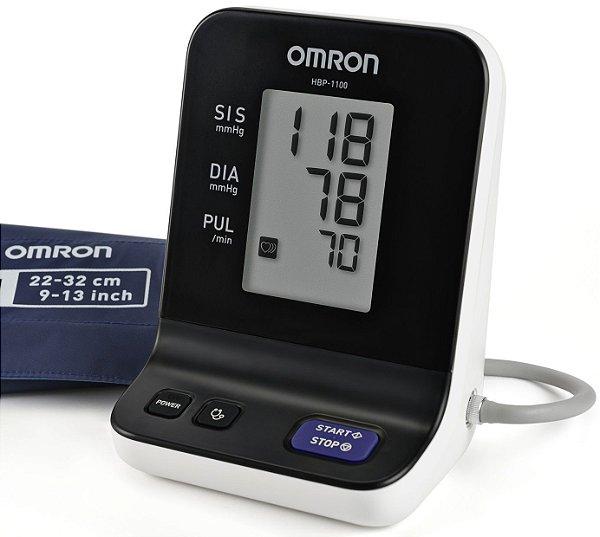 Monitor de Pressão Arterial de Braço de uso Profissional HBP-1100