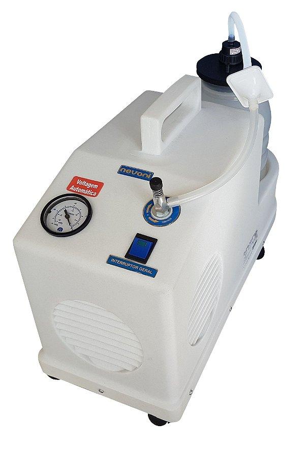 Aspirador Cirurgico Odontológico Nevoni 14014POC