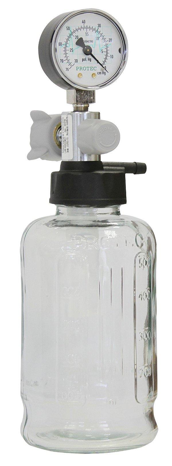 Aspirador Vacuômetro Protec