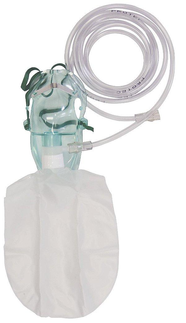 Mascara de Alta Concentração de Oxigênio Adulto