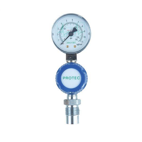 Válvula Reguladora para Rede de Óxido Nitroso