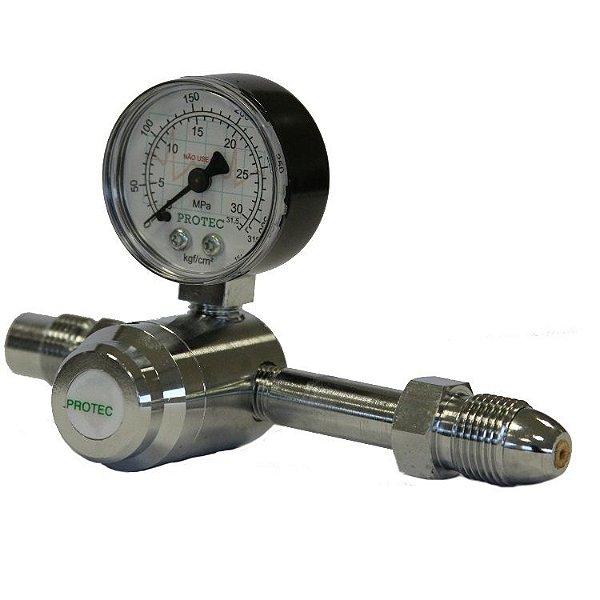 Válvula Reguladora para Cilindro de Ar Comprimido NB204