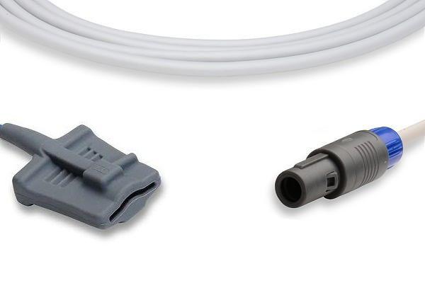 Sensor de Oximetria Compatível com BCI