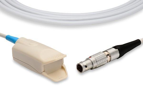 Sensor de Oximetria Compatível com CRITICARE (Metal) - Clip
