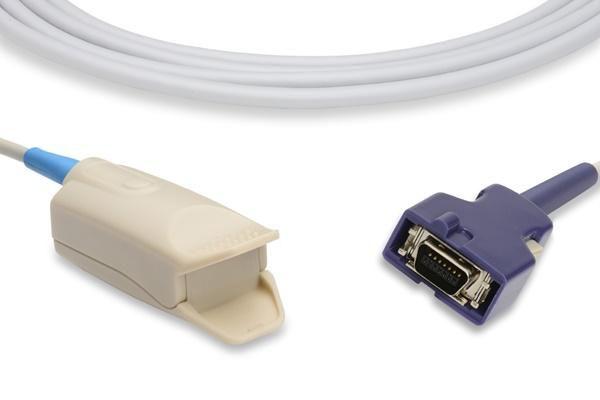 Sensor de Oximetria Compatível com NELLCOR (N600) - Clip