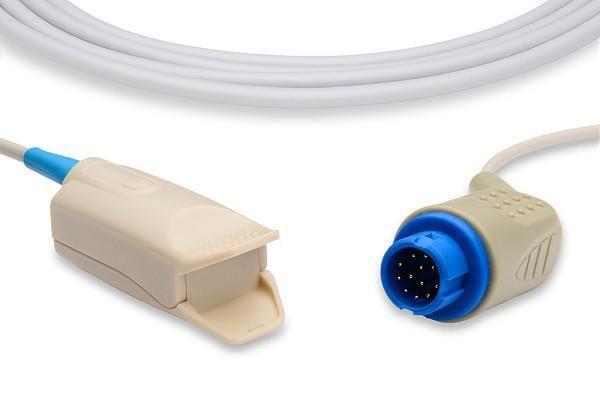 Sensor de Oximetria Compatível com PHILIPS HP - Clip