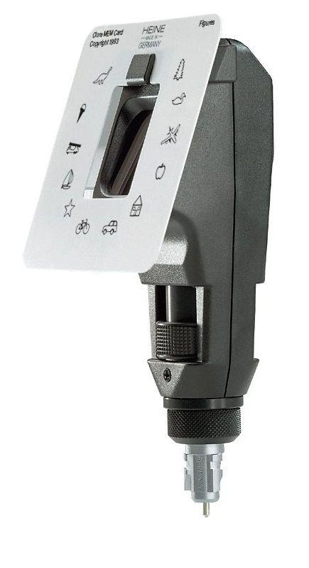 Retinoscópio HEINE BETA 200 com ParaStop 3.5V