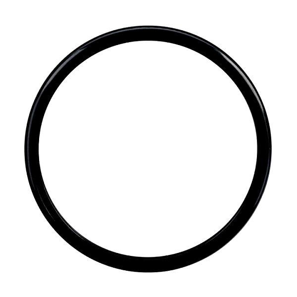 Anel do Diafragma Adulto Estetoscópio Spirit - Preto