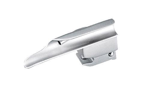 Lâmina para Laringoscópio Reta Fibra Óptica N° 0 – MD