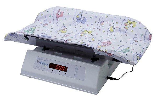 Balança Pediátrica Digital Welmy 109E (30Kg) INOX