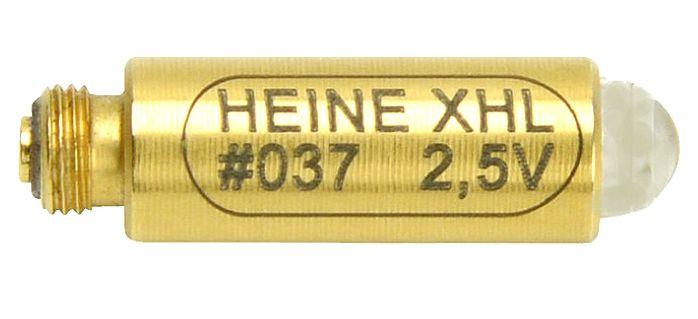 Lâmpada Xenon Halógena XHL #037 Heine
