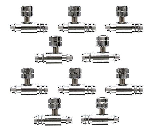 Válvula de Deflação para Aparelho de Pressão (10 unidades)