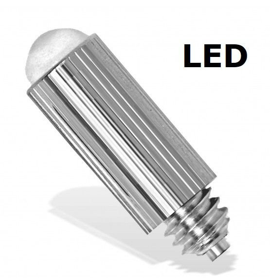 Lâmpada LED para laringoscópio Rosca Grossa