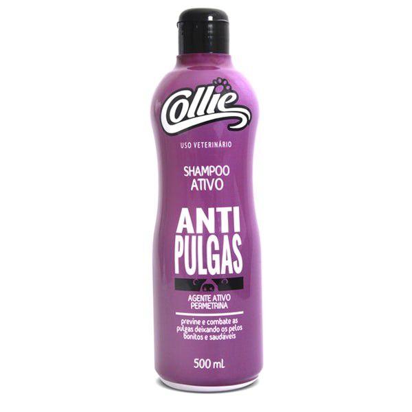 Shampoo Antipulgas Collie