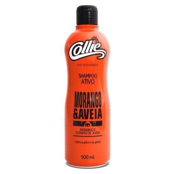 Shampoo Morango e Aveia Collie