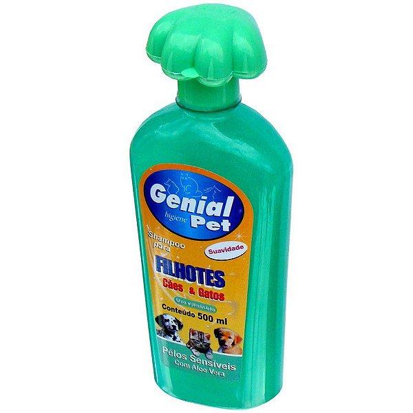 Shampoo Filhotes Baby Genial Pet