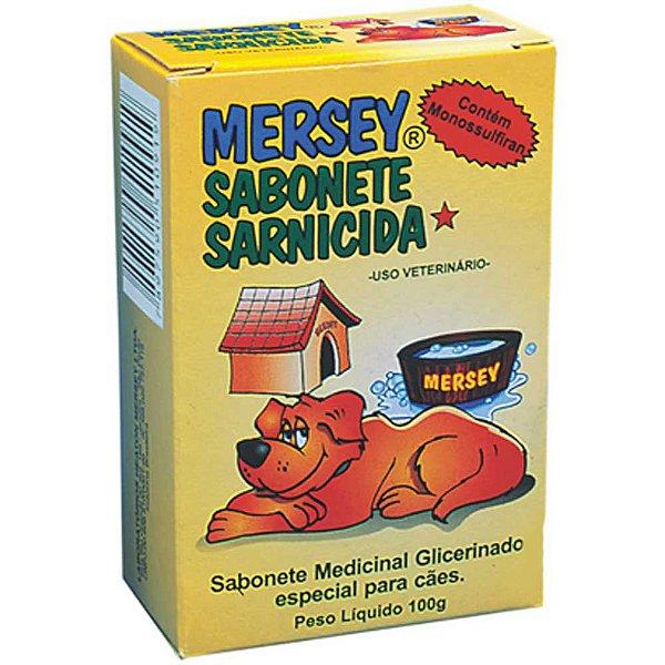 Sabonete Sarnicida Mersey