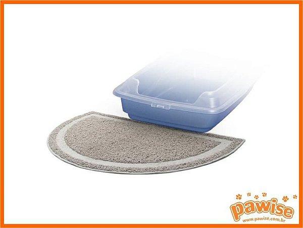 Tapete Banheiro de Gato Pawise