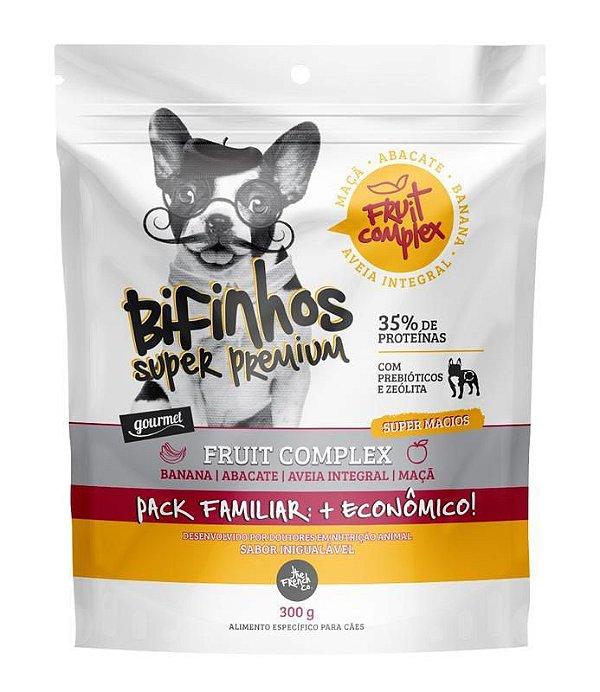 Petiscos Bifinhos Fruit Complex 300 g