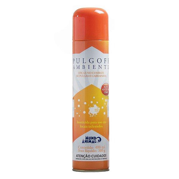 Antipulga para Ambiente Spray 400 ml Pulgoff