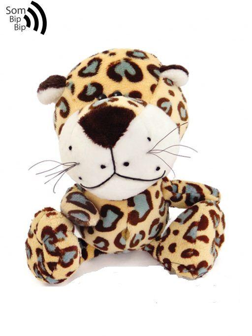 Tigre Pelúcia com Som