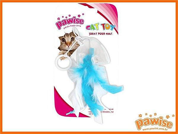 Brinquedo para Gato Crystal Peixe Pawise