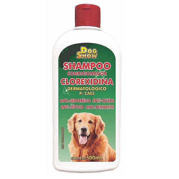Shampoo Condicionador Clorixidina Dog Show