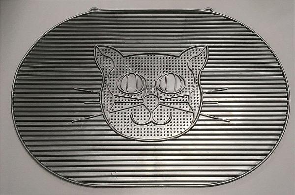 Tapete Banheiro para Gato Pet Flex
