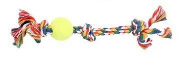 Bola Tênis Arremesso corda Pawise