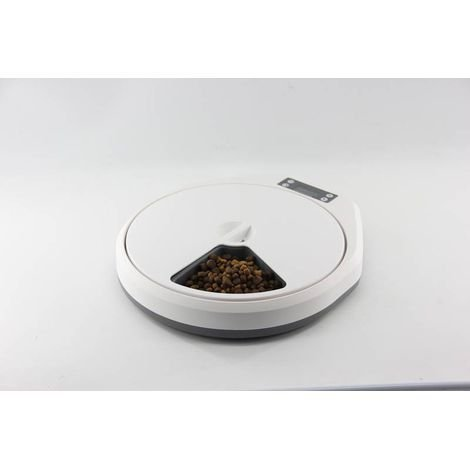 Alimentador Automático 5 Refeições programável Pawise