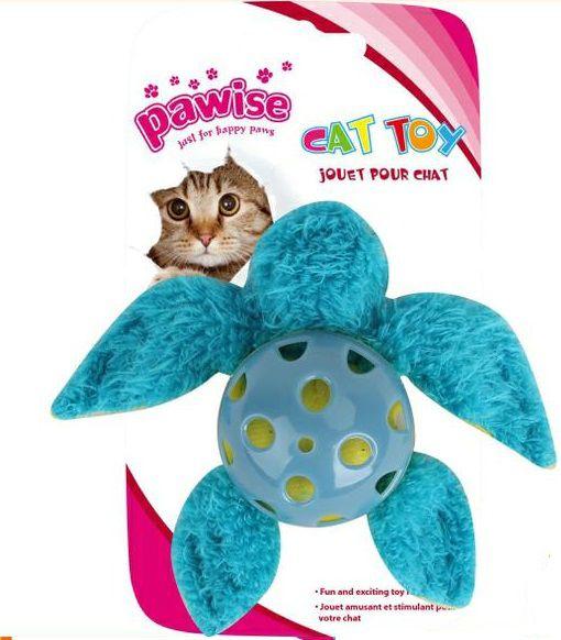Tartaruga com Catnip Pawise