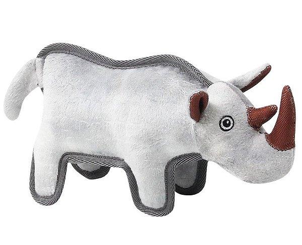 Rinoceronte Pelúcia com Apito Pawise