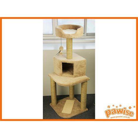 Arranhador Torre Toca com Catnip Pawise