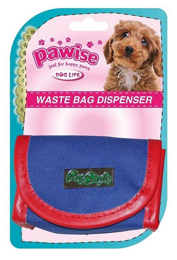 Cata Caca em Tecido Com 15 sacos  Pawise