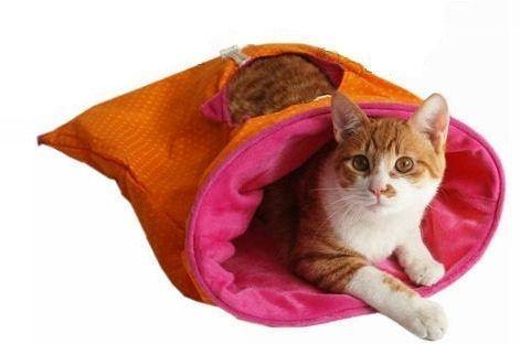 Saco Cama para Gato  Barulhento 50 x 38 cm  Pawise